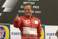 GP v. GB in Silverstone 2003